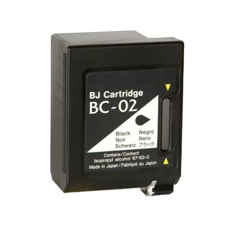 CANON BC02/BX2 NEGRO CARTUCHO DE TINTA COMPATIBLE