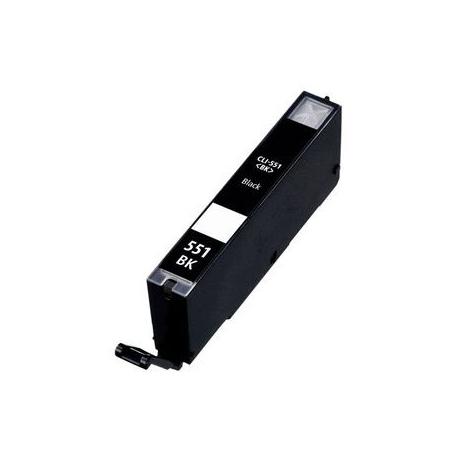 CANON CLI551XL NEGRO CARTUCHO DE TINTA COMPATIBLE 6443B001