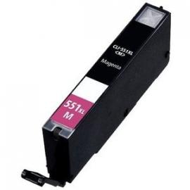 CANON CLI551XL MAGENTA CARTUCHO DE TINTA COMPATIBLE (6445B001)