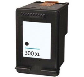 HP 300XL NEGRO CARTUCHO DE TINTA COMPATIBLE (CC641EE)