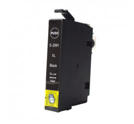 EPSON T2991/T2981 (29XL) NEGRO CARTUCHO DE TINTA COMPATIBLE