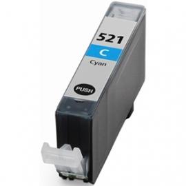 CANON CLI521 CYAN CARTUCHO DE TINTA COMPATIBLE (2934B001)