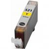 CANON CLI521 AMARILLO CARTUCHO DE TINTA COMPATIBLE (2936B001)