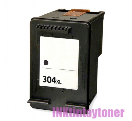 HP 304XL NEGRO CARTUCHO DE TINTA COMPATIBLE (N9K06AE/N9K08AE)