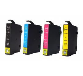 PACK EPSON T2991/T2992/T2993/T2994 (29XL) CARTUCHOS DE TINTA COMPATIBLES