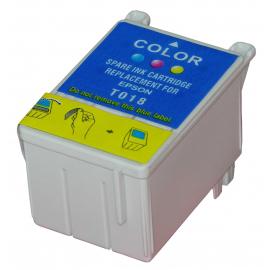 EPSON T018 TRICOLOR CARTUCHO DE TINTA COMPATIBLE (C13T01840110)