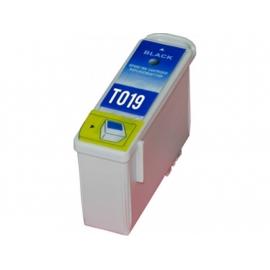 EPSON T019 NEGRO CARTUCHO DE TINTA COMPATIBLE (C13T01940110)