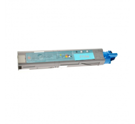 OKI C3300/C3400/C3450/C3600 CYAN CARTUCHO DE TONER COMPATIBLE (43459435/43459331)