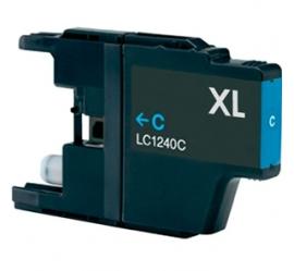 BROTHER LC1220XL/LC1240XL/LC1280XL CYAN CARTUCHO DE TINTA COMPATIBLE