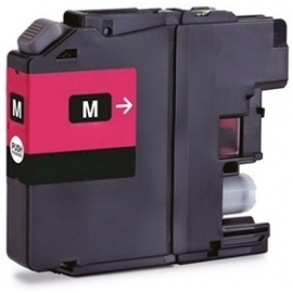 BROTHER LC525XL MAGENTA CARTUCHO DE TINTA COMPATIBLE