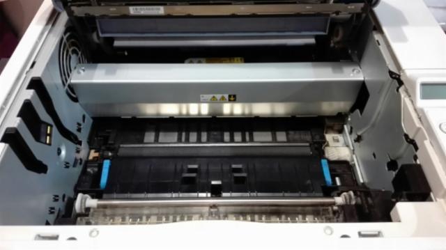 Mi Impresora Imprime Toda La Hoja En Negro
