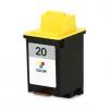 LEXMARK 20 TRICOLOR CARTUCHO DE TINTA COMPATIBLE (15MX120E)