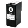 LEXMARK 4 NEGRO CARTUCHO DE TINTA COMPATIBLE (18C1974E)