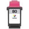 LEXMARK 80 TRICOLOR CARTUCHO DE TINTA COMPATIBLE (12A1980E)