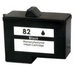LEXMARK 82 NEGRO CARTUCHO DE TINTA COMPATIBLE (18L0032)