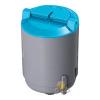 XEROX PHASER 6110 CYAN CARTUCHO DE TONER COMPATIBLE (106R01271)