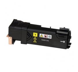 XEROX PHASER 6500 AMARILLO CARTUCHO DE TONER COMPATIBLE (106R01596)
