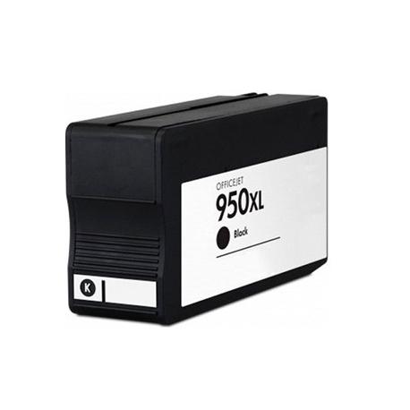 HP 950XL NEGRO CARTUCHO DE TINTA COMPATIBLE (CN045AE/CN049AE)