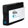 HP 951XL CYAN CARTUCHO DE TINTA COMPATIBLE (CN046AE)