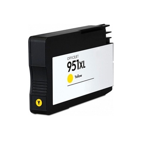 HP 951XL AMARILLO CARTUCHO DE TINTA COMPATIBLE (CN048AE)