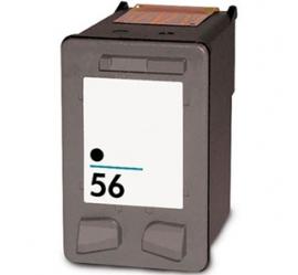 HP 56 NEGRO CARTUCHO DE TINTA COMPATIBLE (C6656AE)