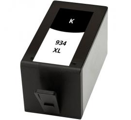 HP 934XL NEGRO CARTUCHO DE TINTA COMPATIBLE (C2P23AE/C2P19AE)