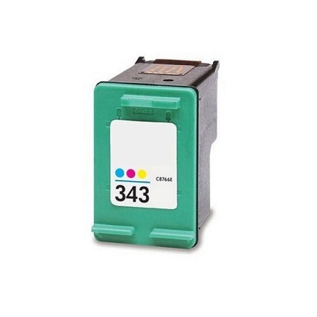 HP 343 TRICOLOR CARTUCHO DE TINTA COMPATIBLE (C8766EE)