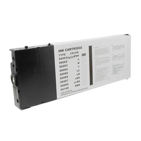 EPSON T606100 NEGRO PHOTO CARTUCHO DE TINTA PIGMENTADA COMPATIBLE (C13T606100)