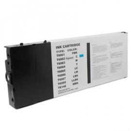 EPSON T606200 CYAN CARTUCHO DE TINTA PIGMENTADA COMPATIBLE (C13T606200)