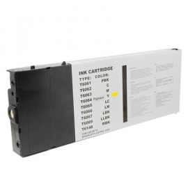 EPSON T606400 AMARILLO CARTUCHO DE TINTA PIGMENTADA COMPATIBLE (C13T606400)