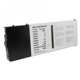 EPSON T606900 NEGRO LIGHT LIGHT CARTUCHO DE TINTA PIGMENTADA COMPATIBLE (C13T606900)