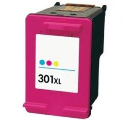 HP 301XL TRICOLOR CARTUCHO DE TINTA COMPATIBLE (CH564EE)