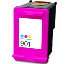 HP 901XL TRICOLOR CARTUCHO DE TINTA COMPATIBLE (CC656AE)