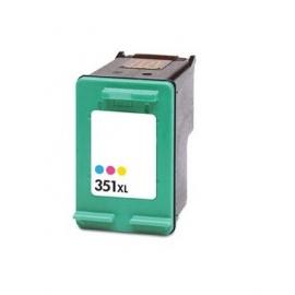 HP 351XL TRICOLOR CARTUCHO DE TINTA COMPATIBLE (CB338EE)