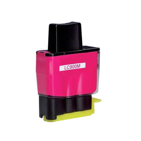 BROTHER LC900 MAGENTA CARTUCHO DE TINTA COMPATIBLE