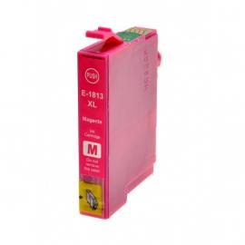 EPSON T1813/T1803 (18XL) MAGENTA CARTUCHO DE TINTA COMPATIBLE