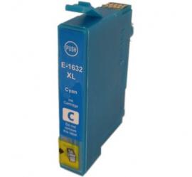 EPSON T1632/T1622 (16XL) CYAN CARTUCHO DE TINTA COMPATIBLE