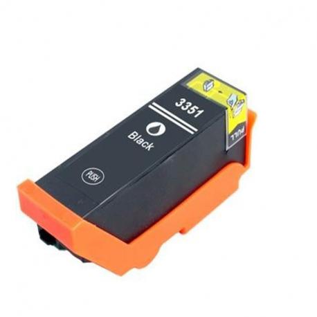EPSON T3351/T3331 (33XL) NEGRO CARTUCHO DE TINTA COMPATIBLE PREMIUM C13T33514010/C13T33314010