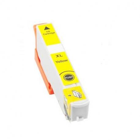 EPSON T3364/T3344 (33XL) AMARILLO CARTUCHO DE TINTA COMPATIBLE PREMIUM C13T33644010/C13T33444010
