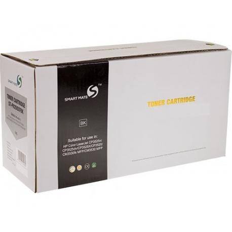 SMART MATE HP CE250X NEGRO CARTUCHO DE TONER COMPATIBLE Nº504X