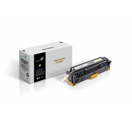 SMART MATE HP CE412A AMARILLO CARTUCHO DE TONER COMPATIBLE Nº305A