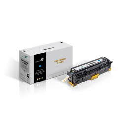 SMART MATE HP CF381A CYAN CARTUCHO DE TONER COMPATIBLE Nº312A
