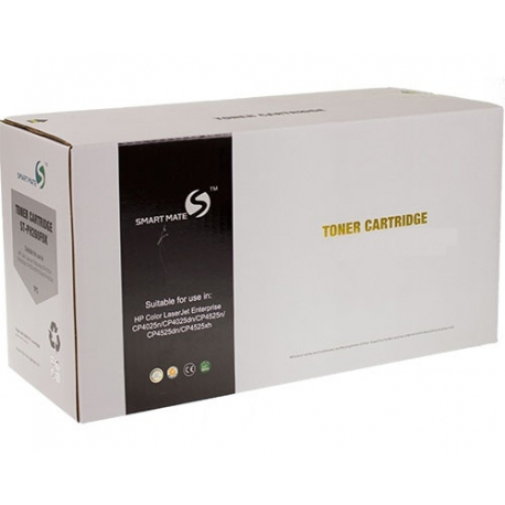SMART MATE HP CE401A CYAN CARTUCHO DE TONER COMPATIBLE Nº507A