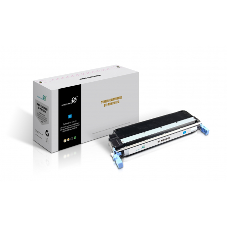 SMART MATE HP C9731A CYAN CARTUCHO DE TONER COMPATIBLE Nº645A