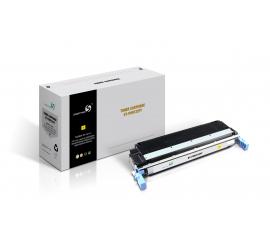 SMART MATE HP C9732A AMARILLO CARTUCHO DE TONER COMPATIBLE Nº645A