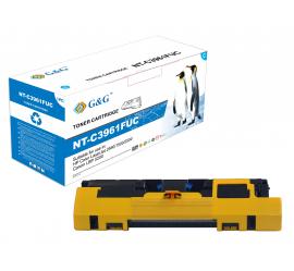 G&G HP Q3961A CYAN CARTUCHO DE TONER COMPATIBLE Nº122A