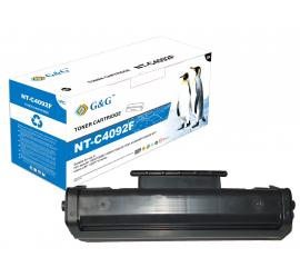 G&G HP C4092A NEGRO CARTUCHO DE TONER COMPATIBLE Nº92A