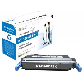 G&G HP Q6460A NEGRO CARTUCHO DE TONER COMPATIBLE