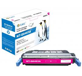G&G HP Q6463A MAGENTA CARTUCHO DE TONER COMPATIBLE