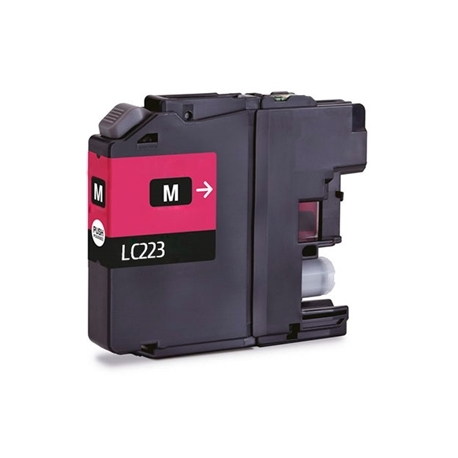 BROTHER LC-223 MAGENTA CARTUCHO DE TINTA COMPATIBLE PREMIUM